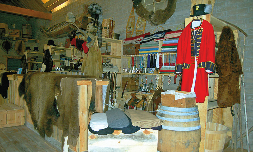 fort benton trade store montana true west magazine