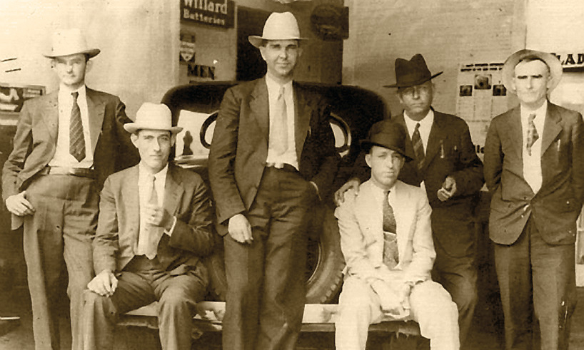 lawmen bonnie and clyde true west magazine