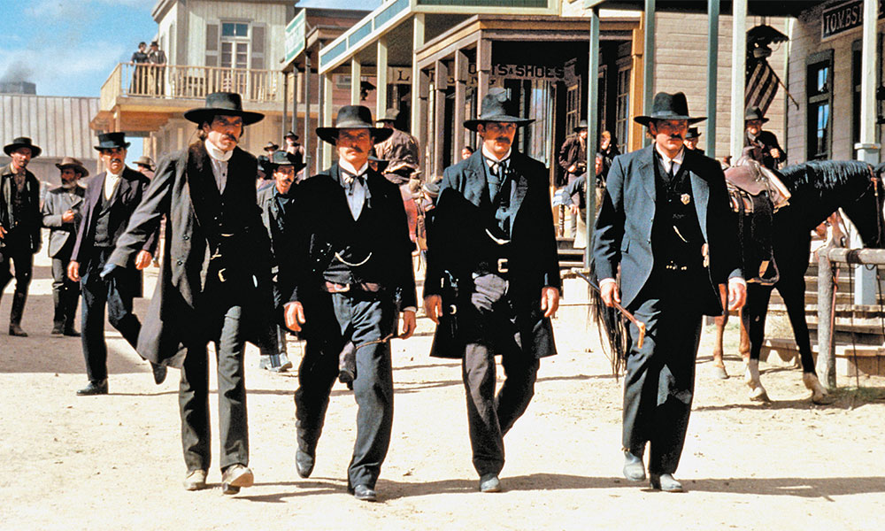wyatt earp movie 1994 true west magazine