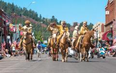 williams arizona fourth of july parade true west magazine