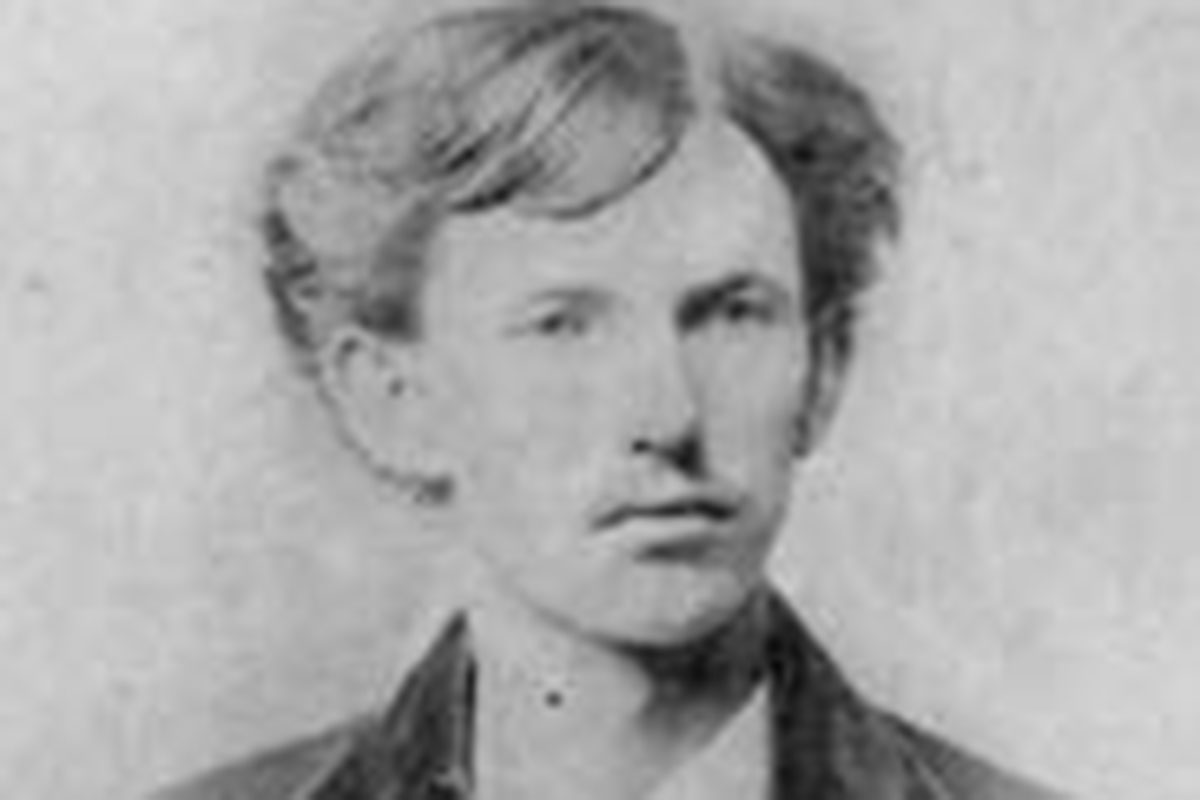 doc holliday age 20 true west magazine