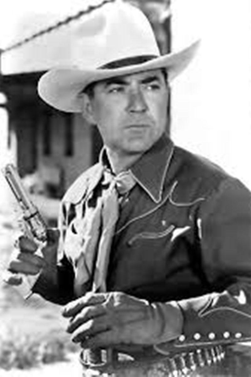 johnny mack brown with a gun true west magazine
