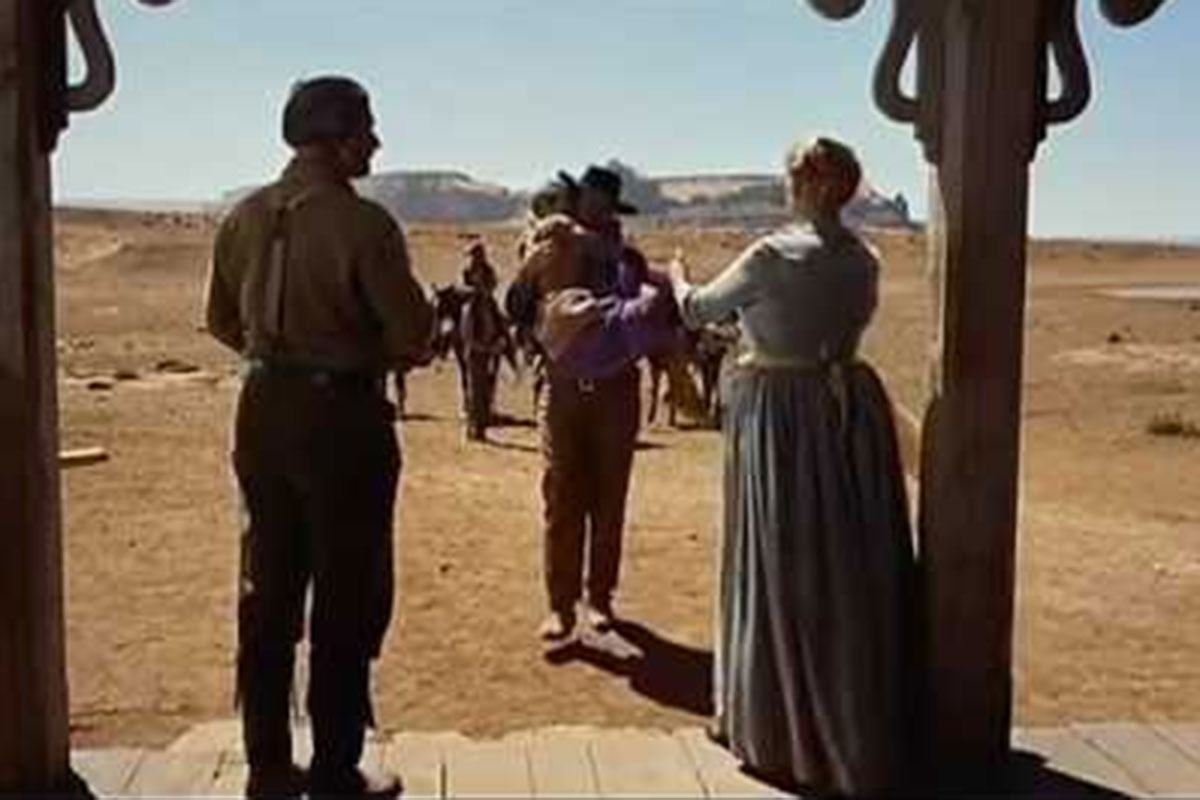 john wayne in the searchers movie true west magazine