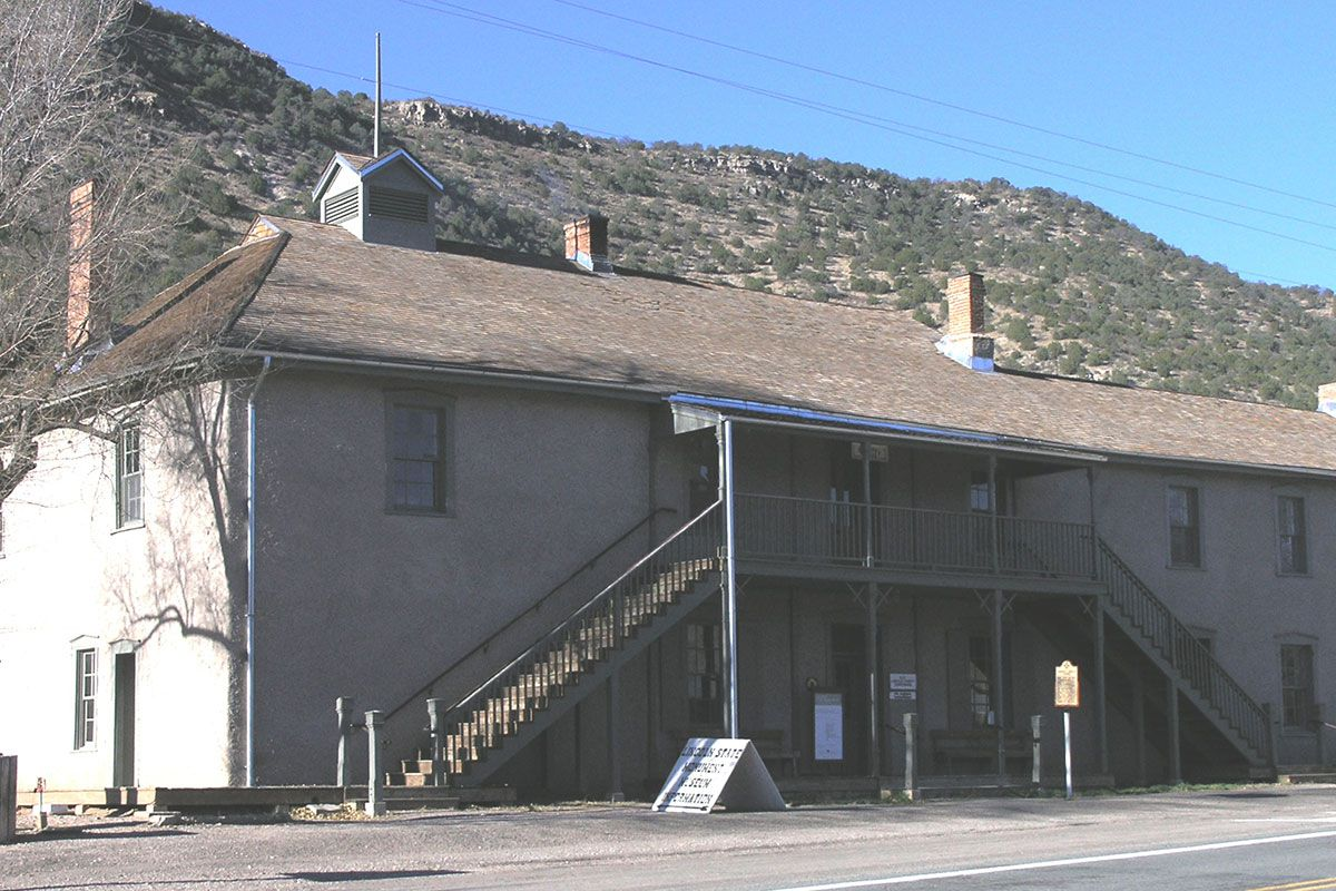courthouse in lincoln new mexico true west magazine