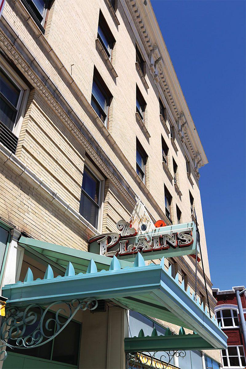 plains hotel cheyenne wyoming restored true west magazine
