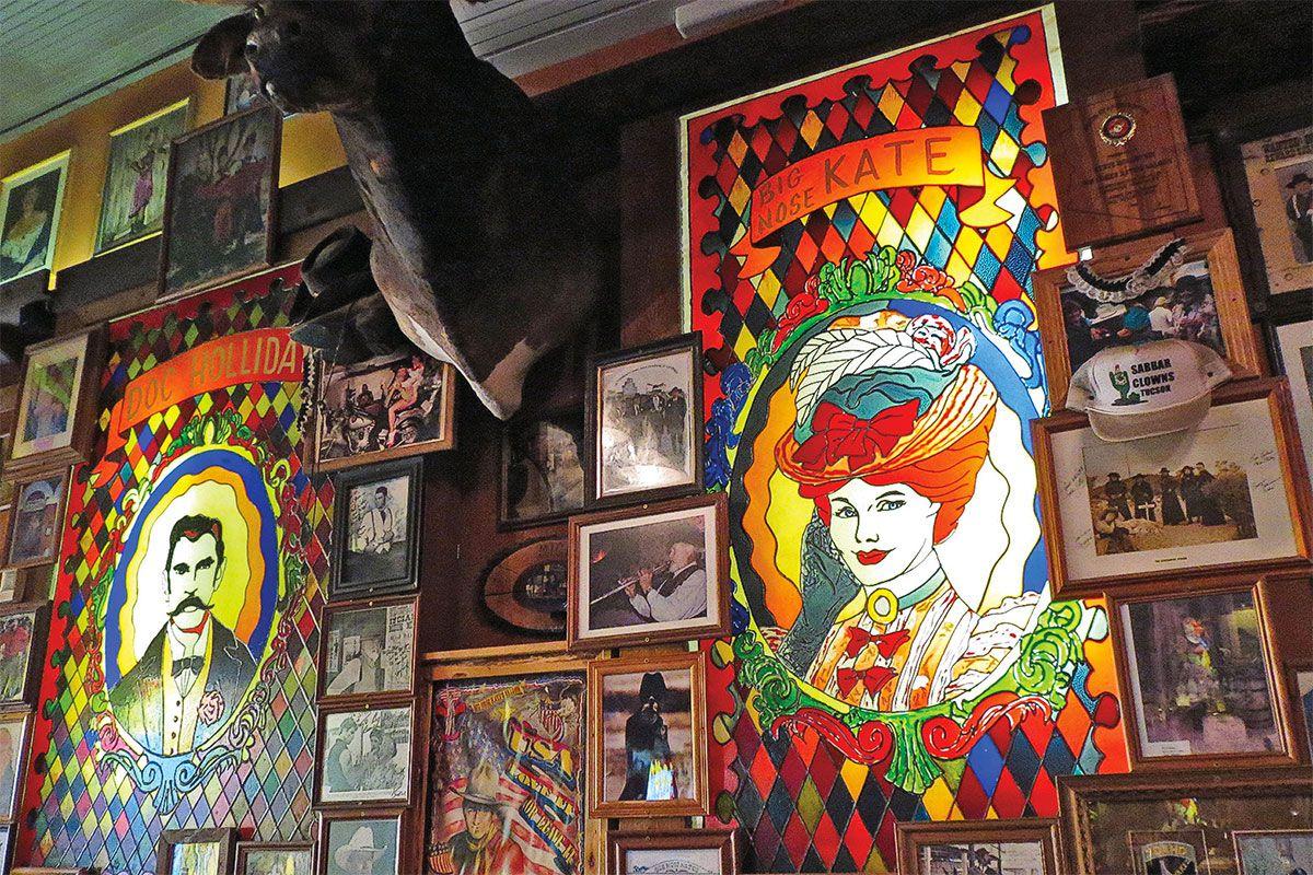 big nose kate's saloon tombstone arizona true west magazine
