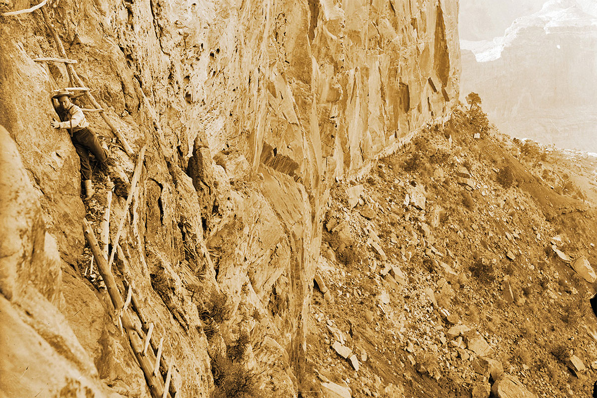 emery kolb ellsworth kolb hummingbird trail grand canyon true west magazine