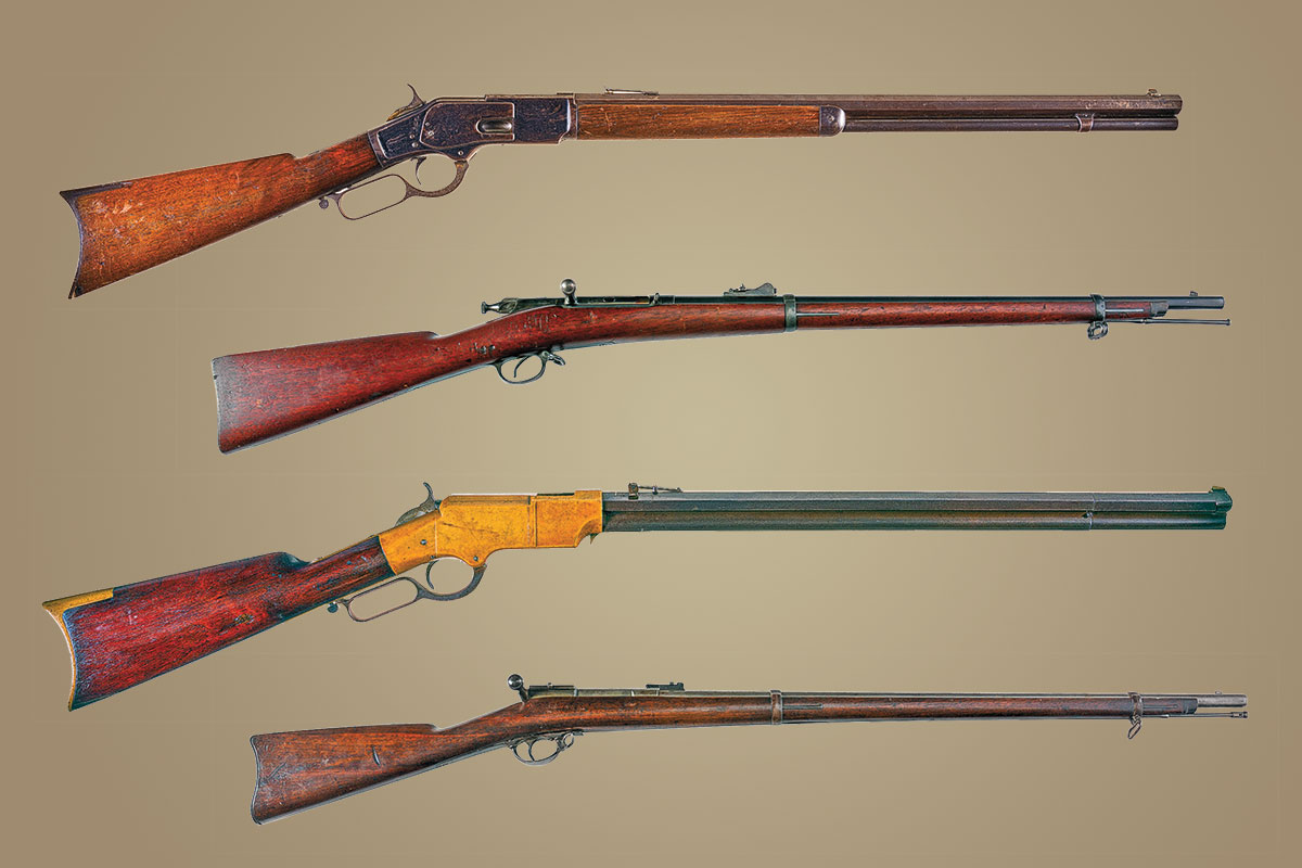 guns that won the west true west magazine
