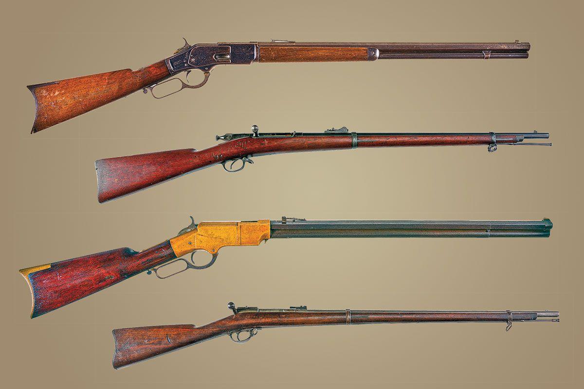 guns that won the west true west magazine