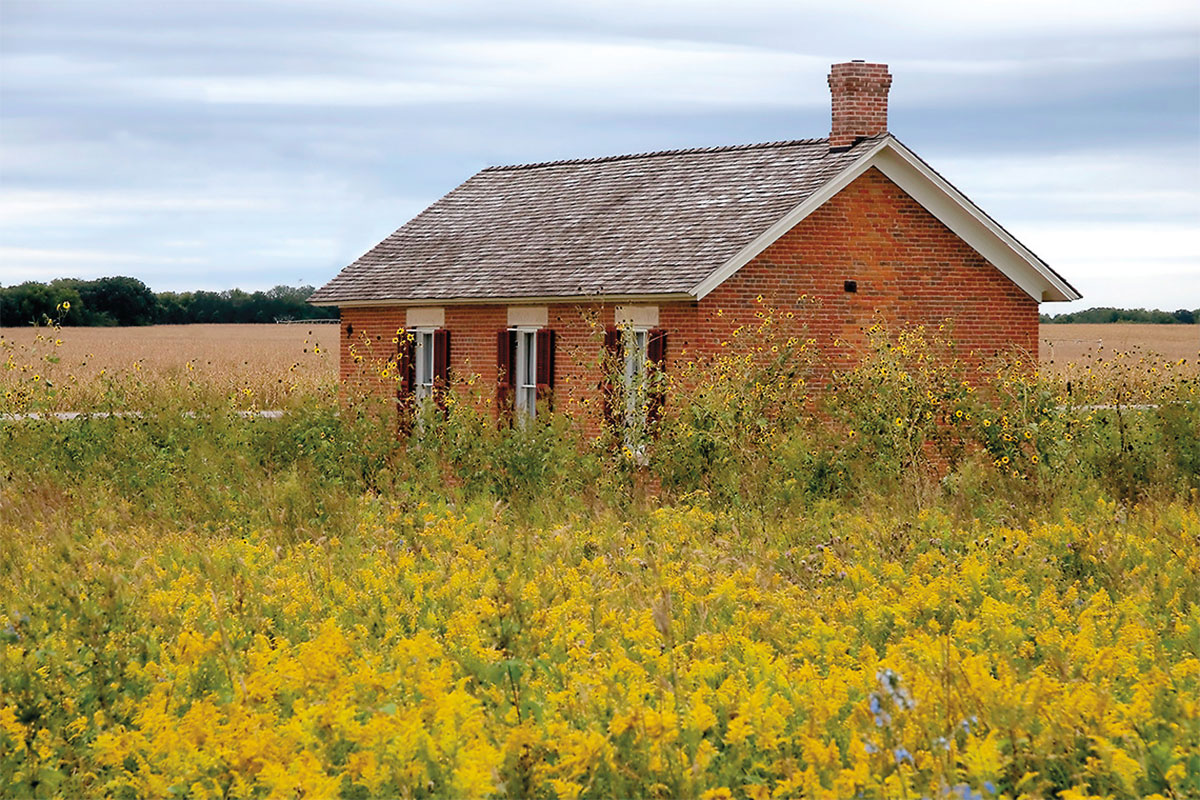 freeman school homestead national monument lincoln nebraska true west magazine