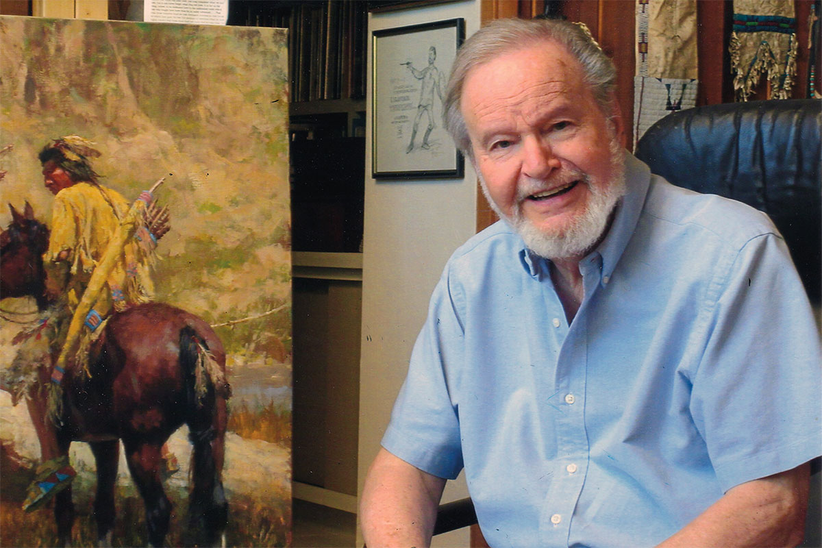 howard terpning what history has taught me true west magazine