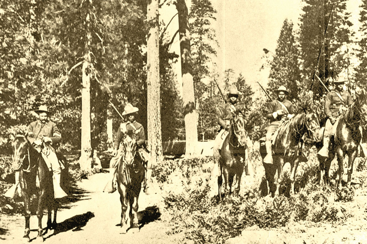 men on horses in yosemite national park true west magazine
