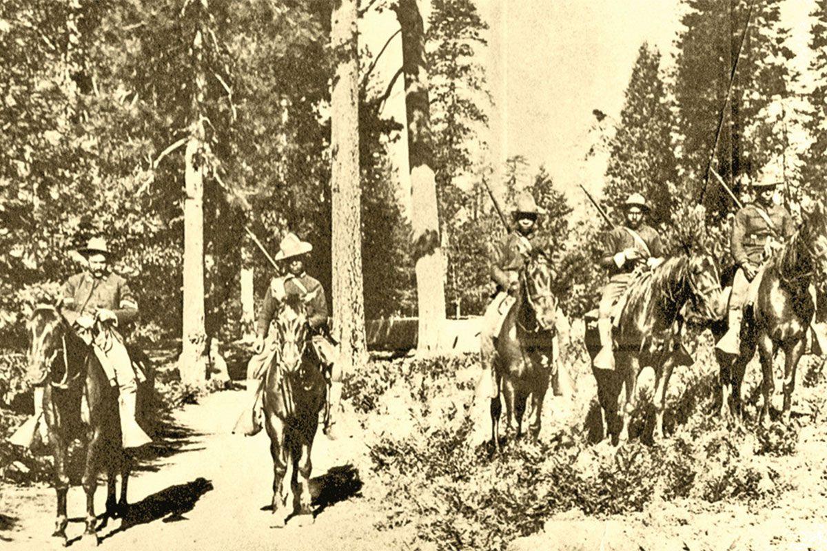 men on horses in yosemite national park true west magazine