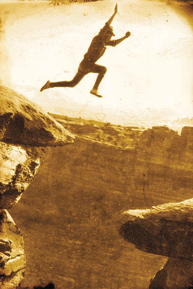 a leap in the interest of art emery kolb true west magazine