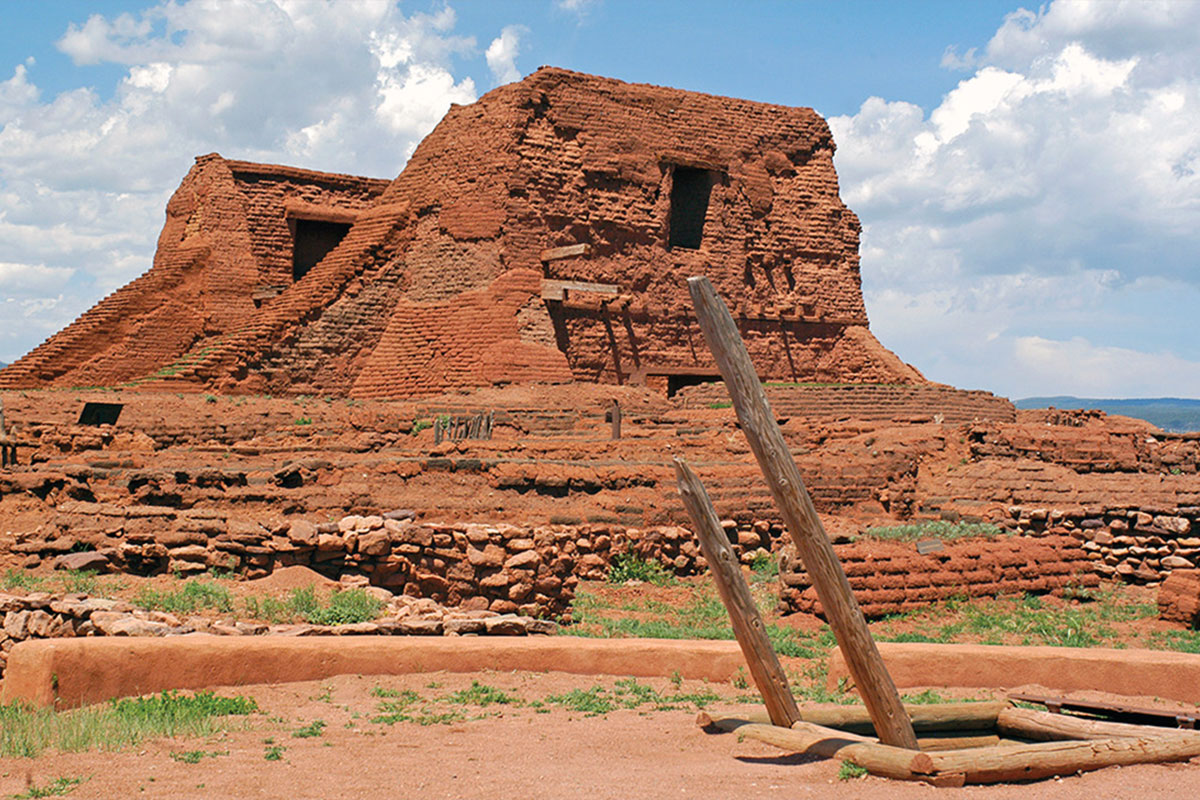 pecos pueblo mission church true west magazine
