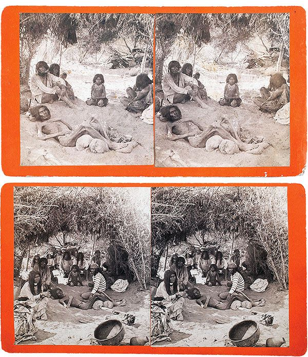 cowans auction red card with native americans true west magazine