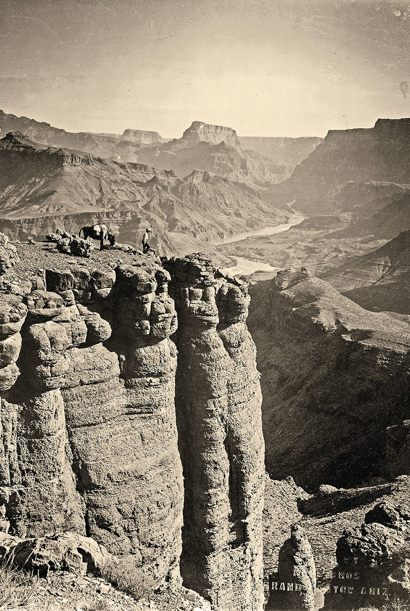 kolb brothers grand canyon south rim tanner trail true west magazine