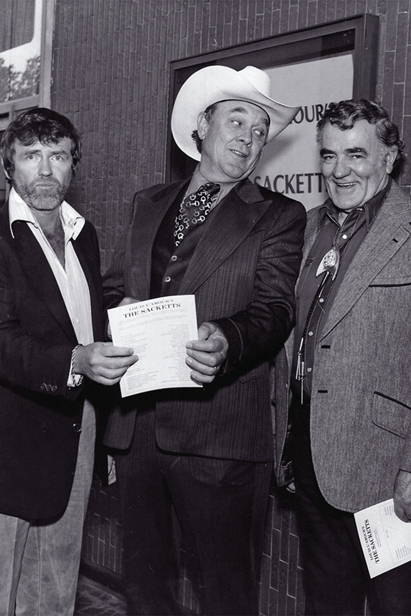 jim byrnes ben johnson louis l'amour sacketts premiere true west magazine