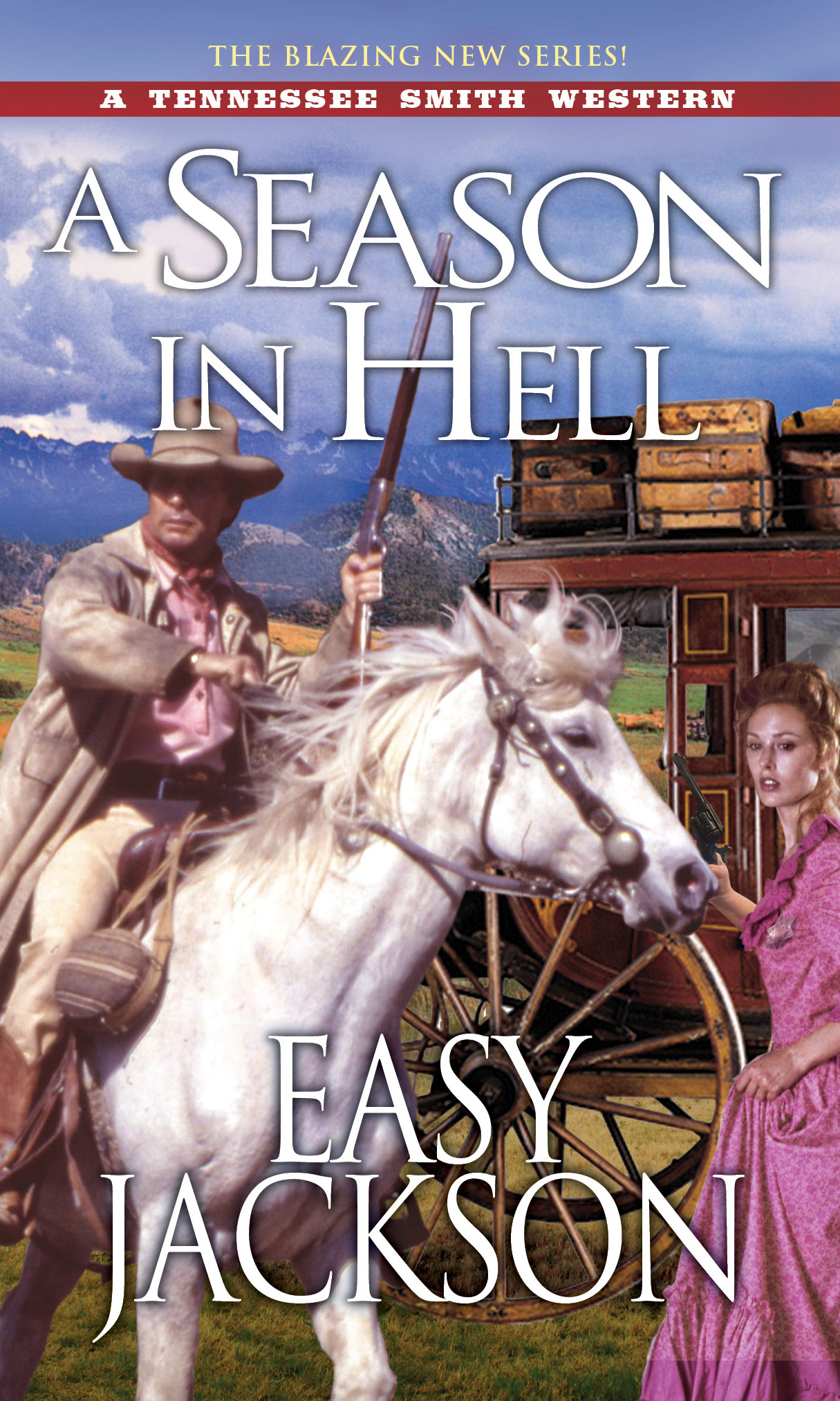 A SEASON IN HELL by Easy Jackson