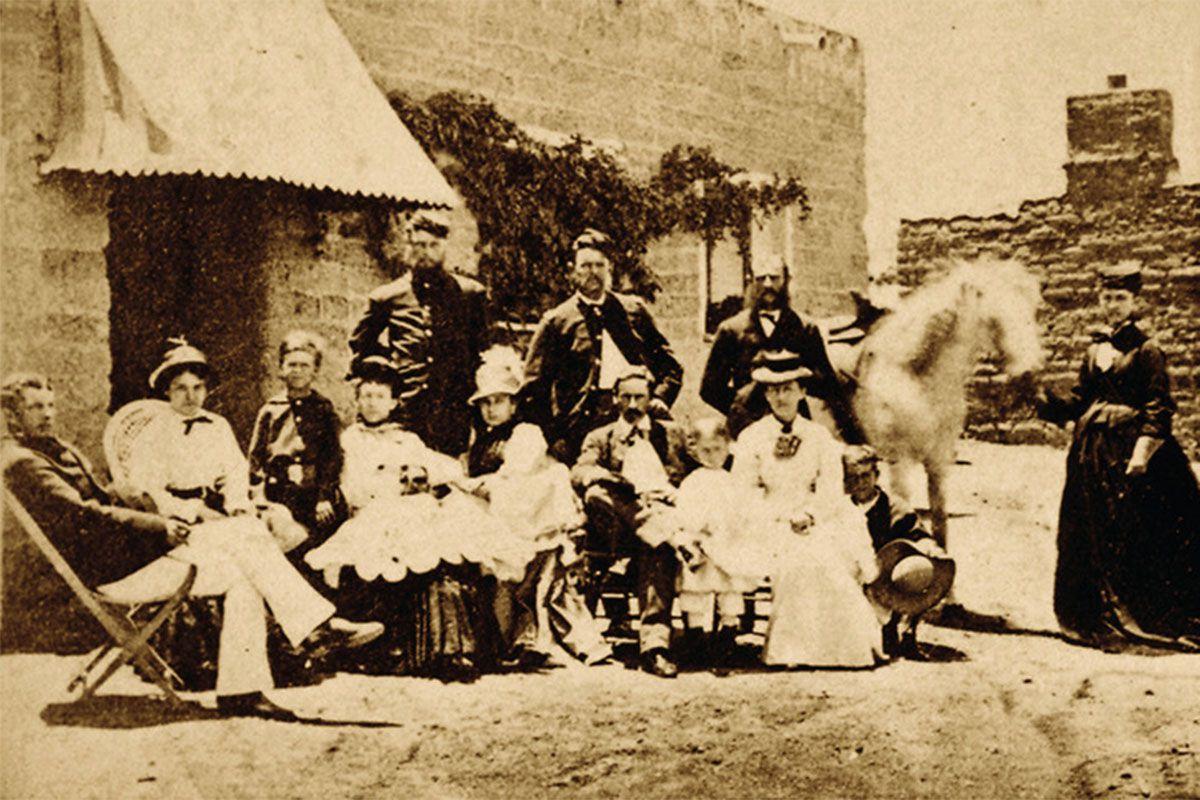 us army families fort lowell tucson arizona territory true west magazine