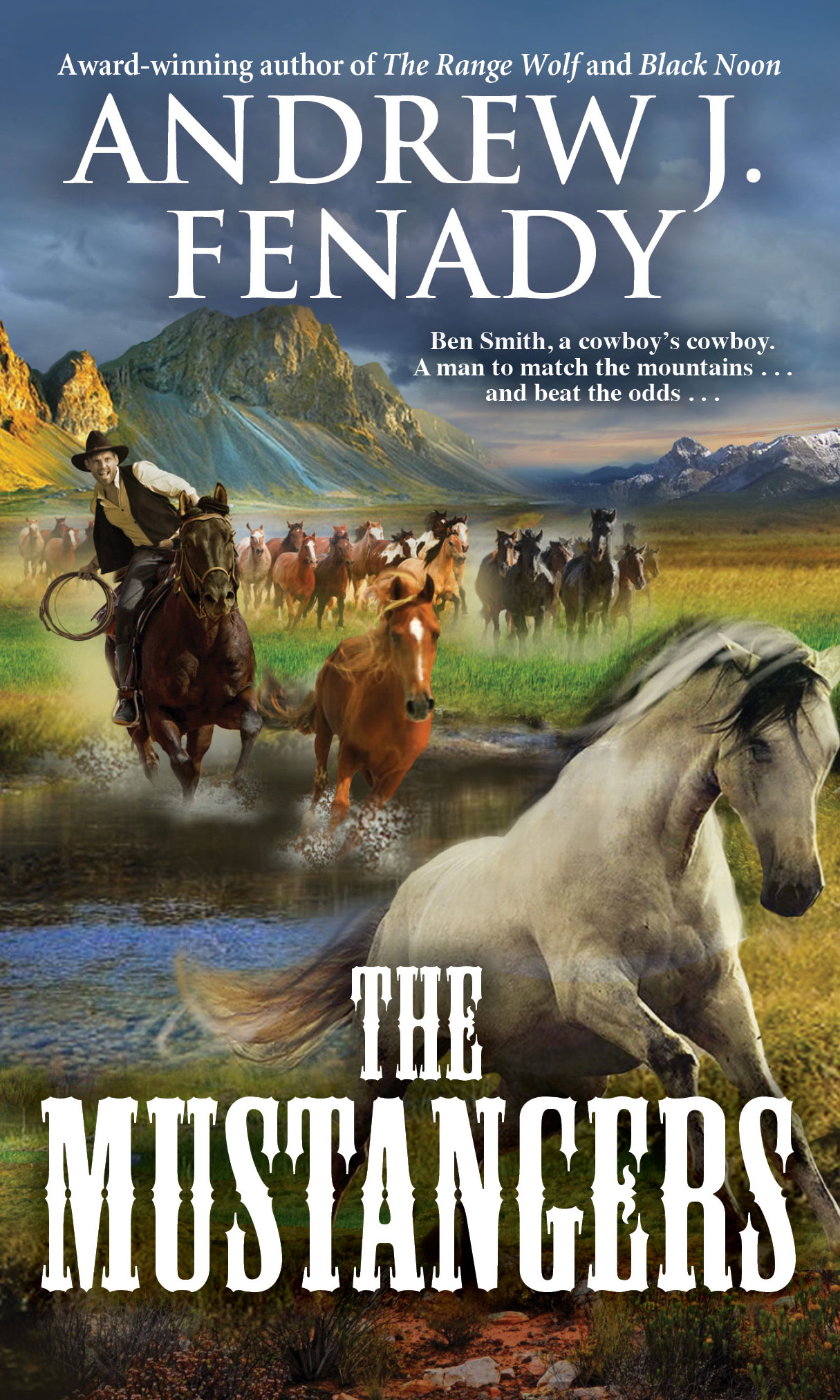THE MUSTANGERS by Andrew J. Fenady