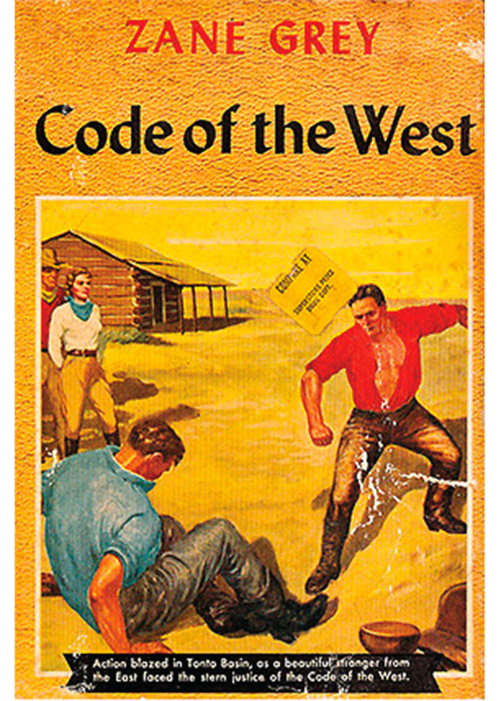code of the west zane grey true west magazine