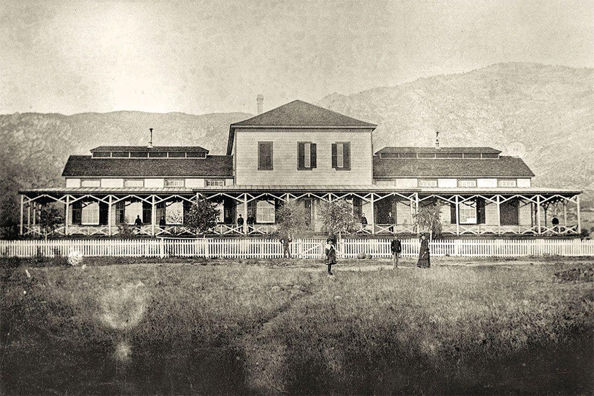 fort grant post hospital arizona true west magazine
