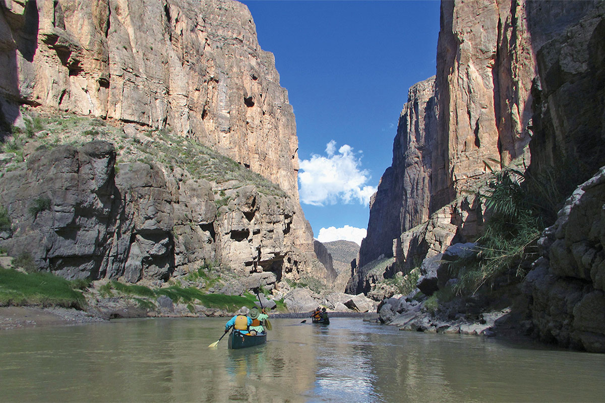 kayaking big bend national park rio grande river true west magazine
