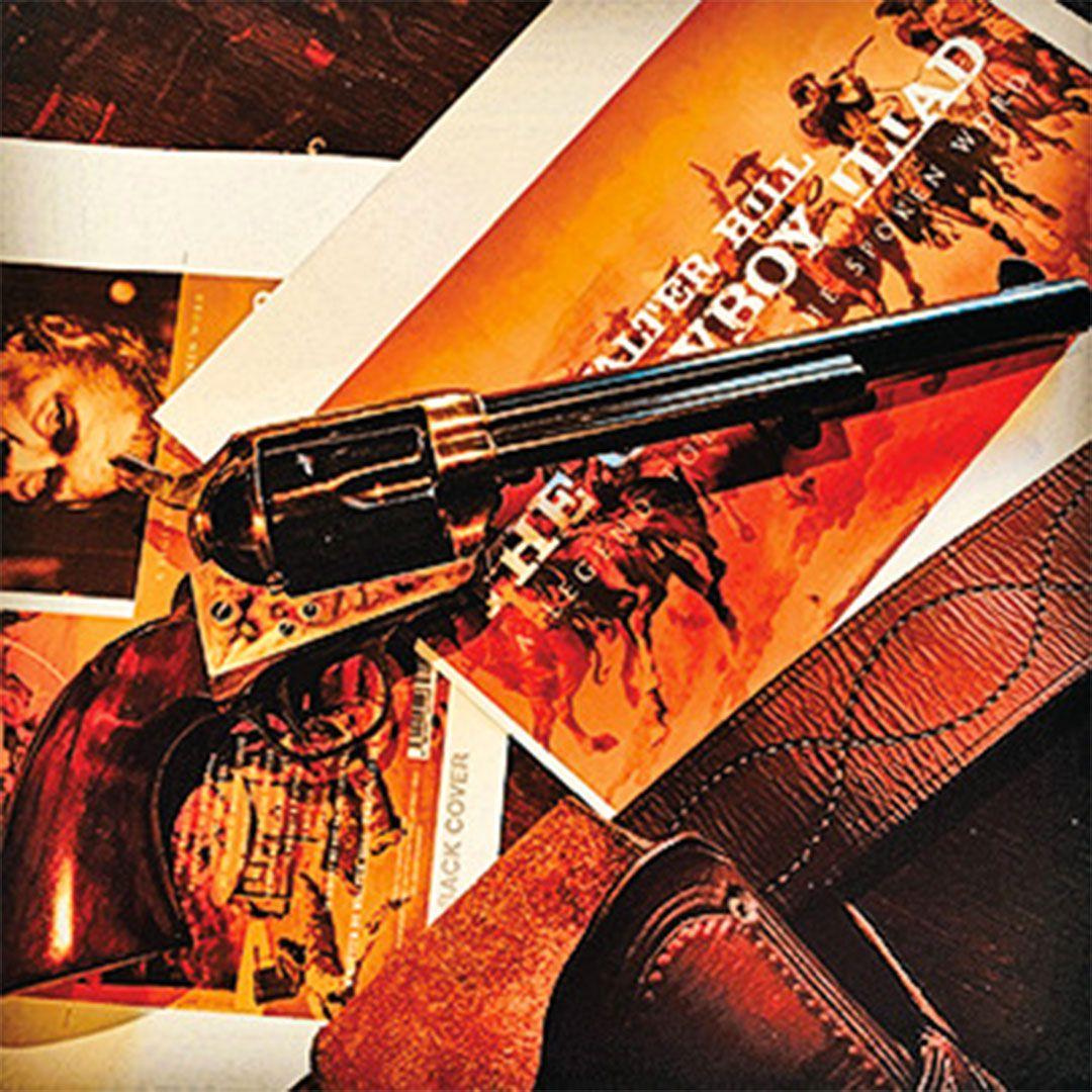 the cowboy iliad walter hill true west magazine