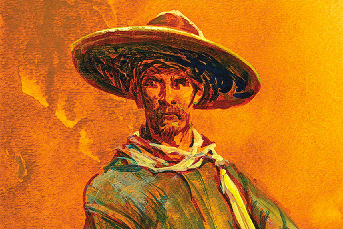 scott davis illustration bob boze bell true west magazine