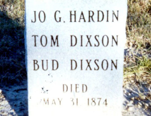 hardin and dixon grave true west magazine