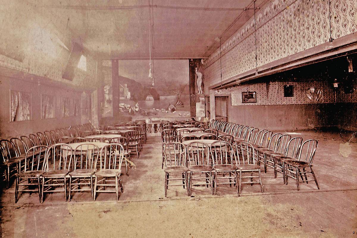 gem theatre inside deadwood south dakota saloon true west magazine