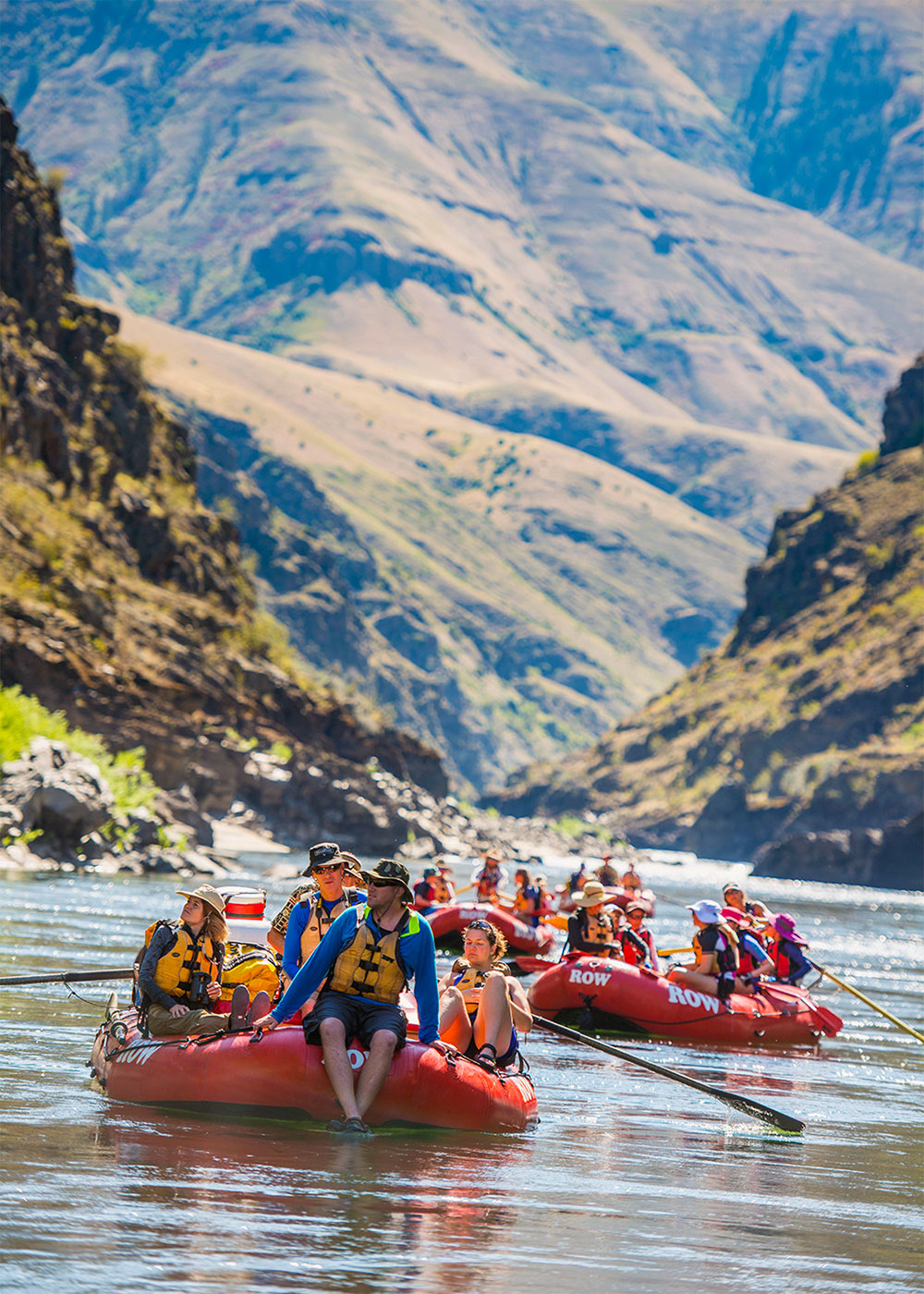 rafting on the salmon river true west magazine