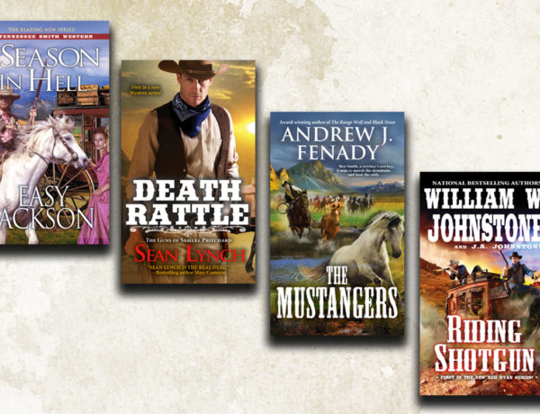 Check out this summer's Western fiction