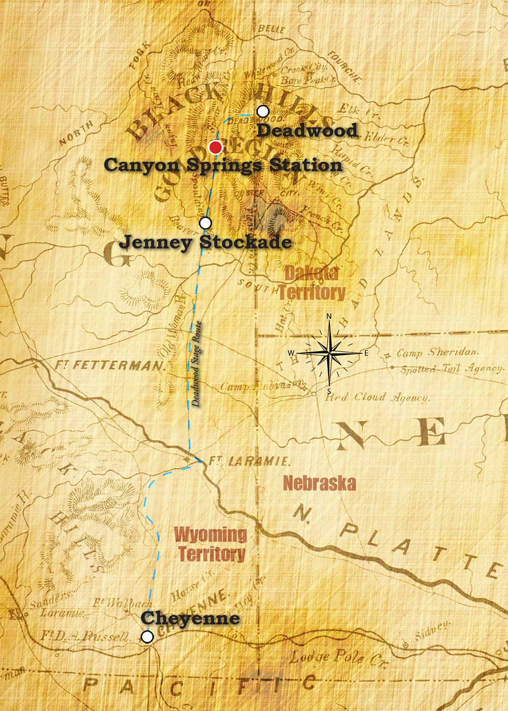 the monitor holdup map true west magazine