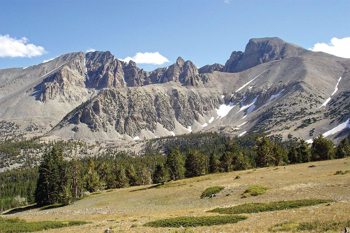 wheeler peak great basin national park true west magazine