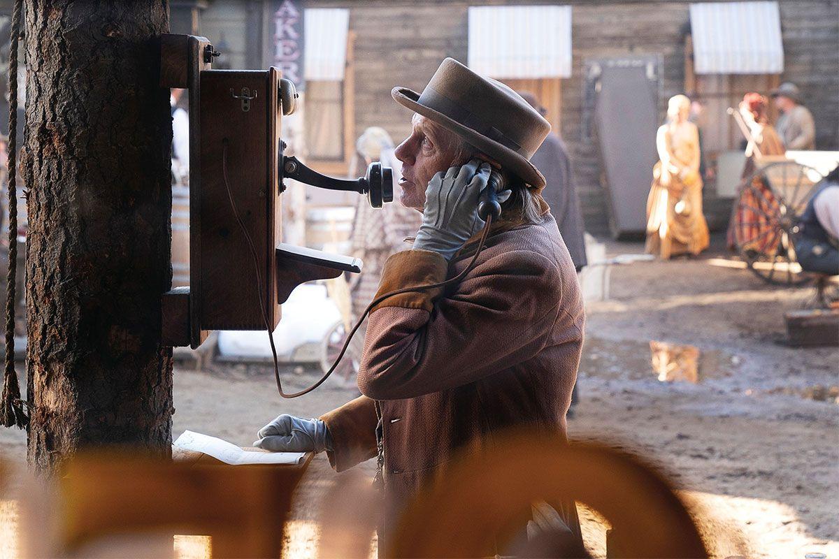ed farnum william sanderson deadwood on telephone true west magazine