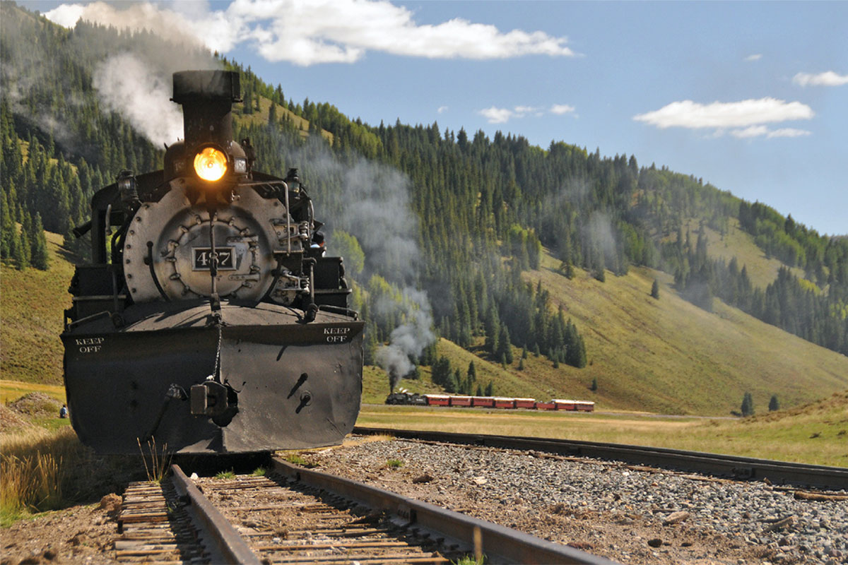 durango and silverton narrow gauge railroad true west magazine