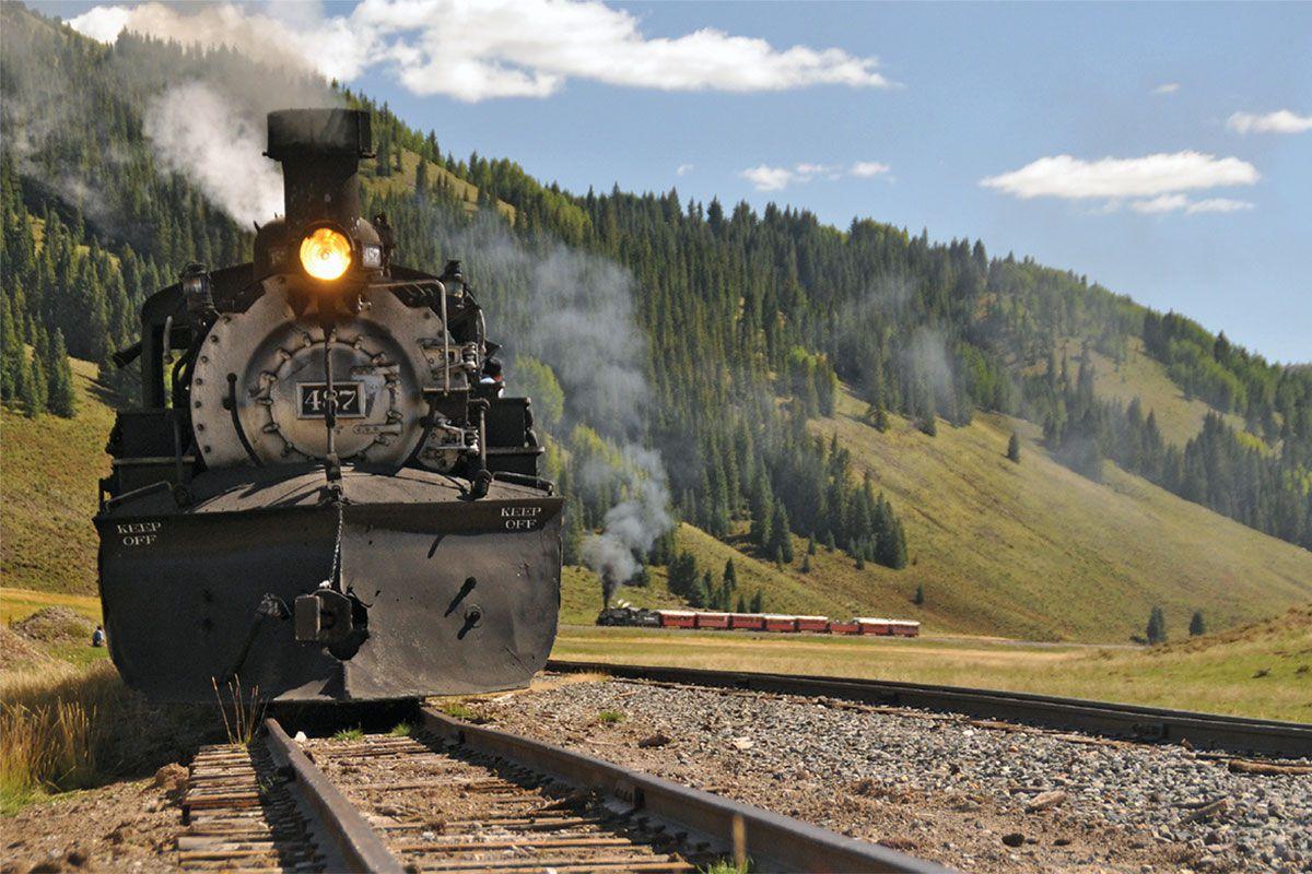 durango and silverton narrow gauge railroad true west magazine