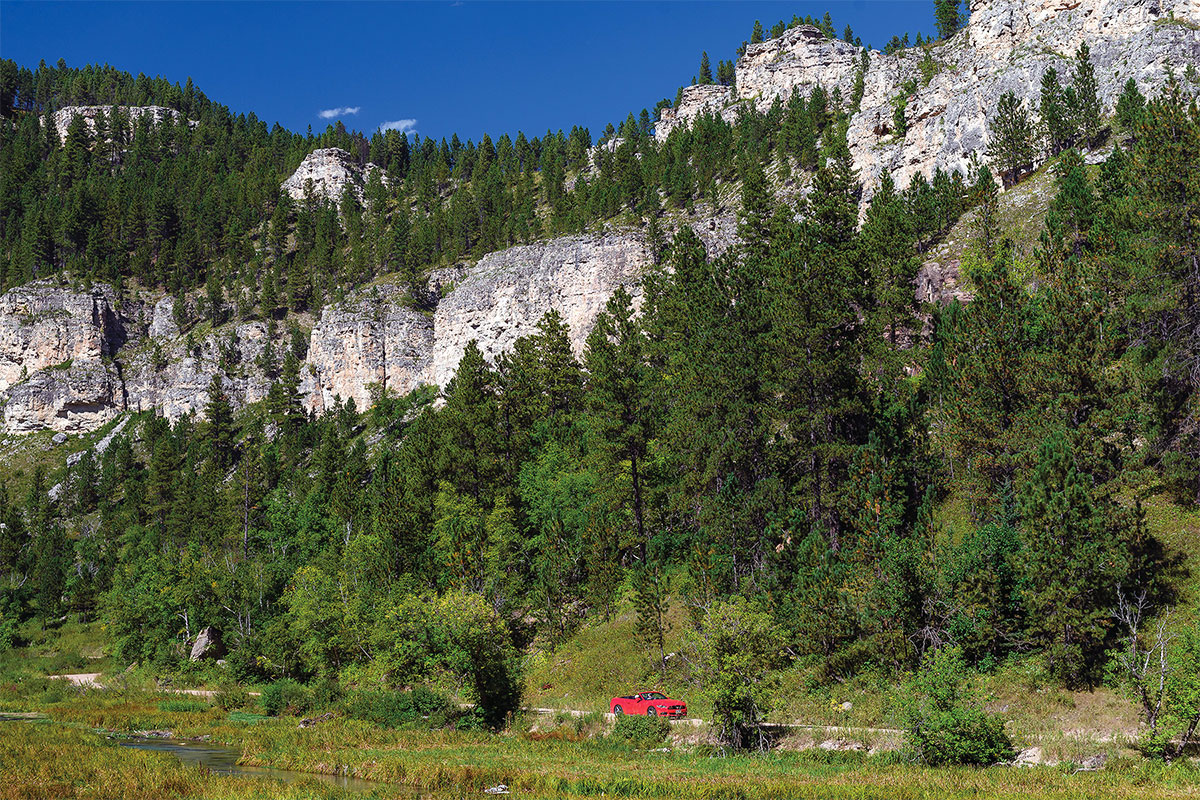 black hills spearfish canyon cheyenne crossing true west magazine