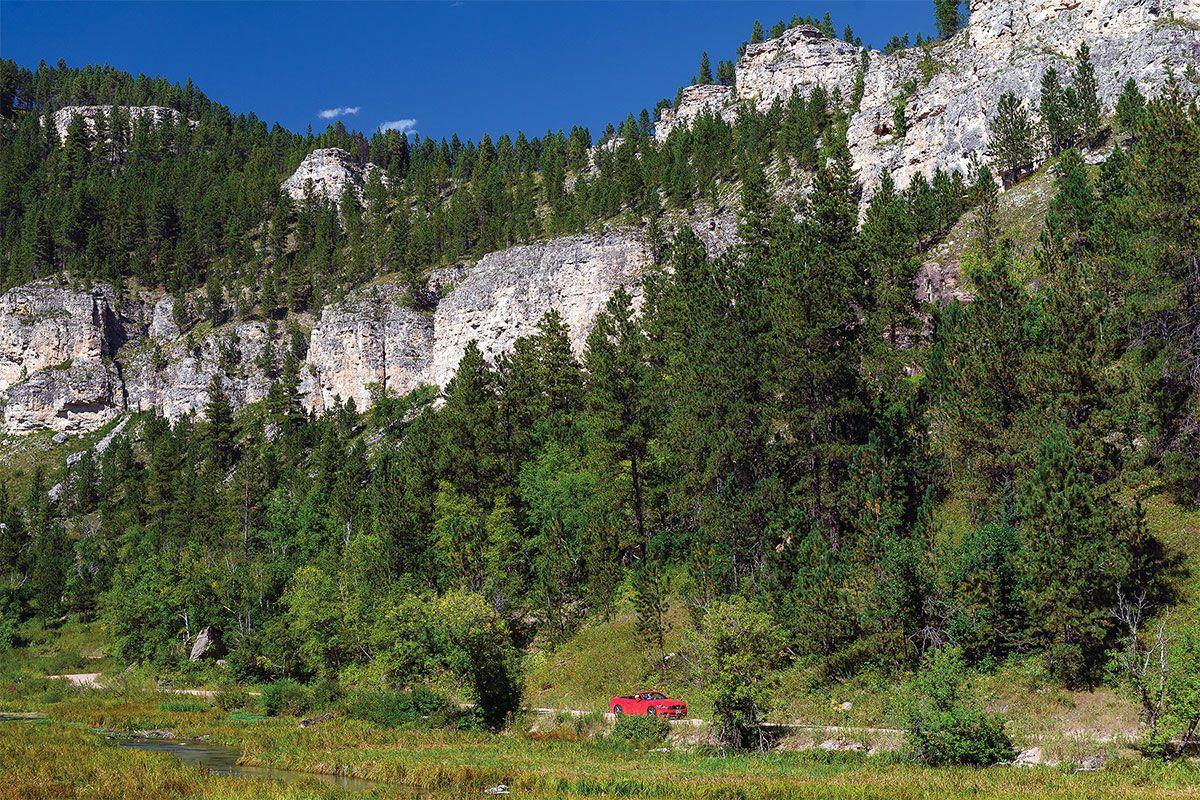 black hills spearfish canyon cheyenne crossing true west magazine