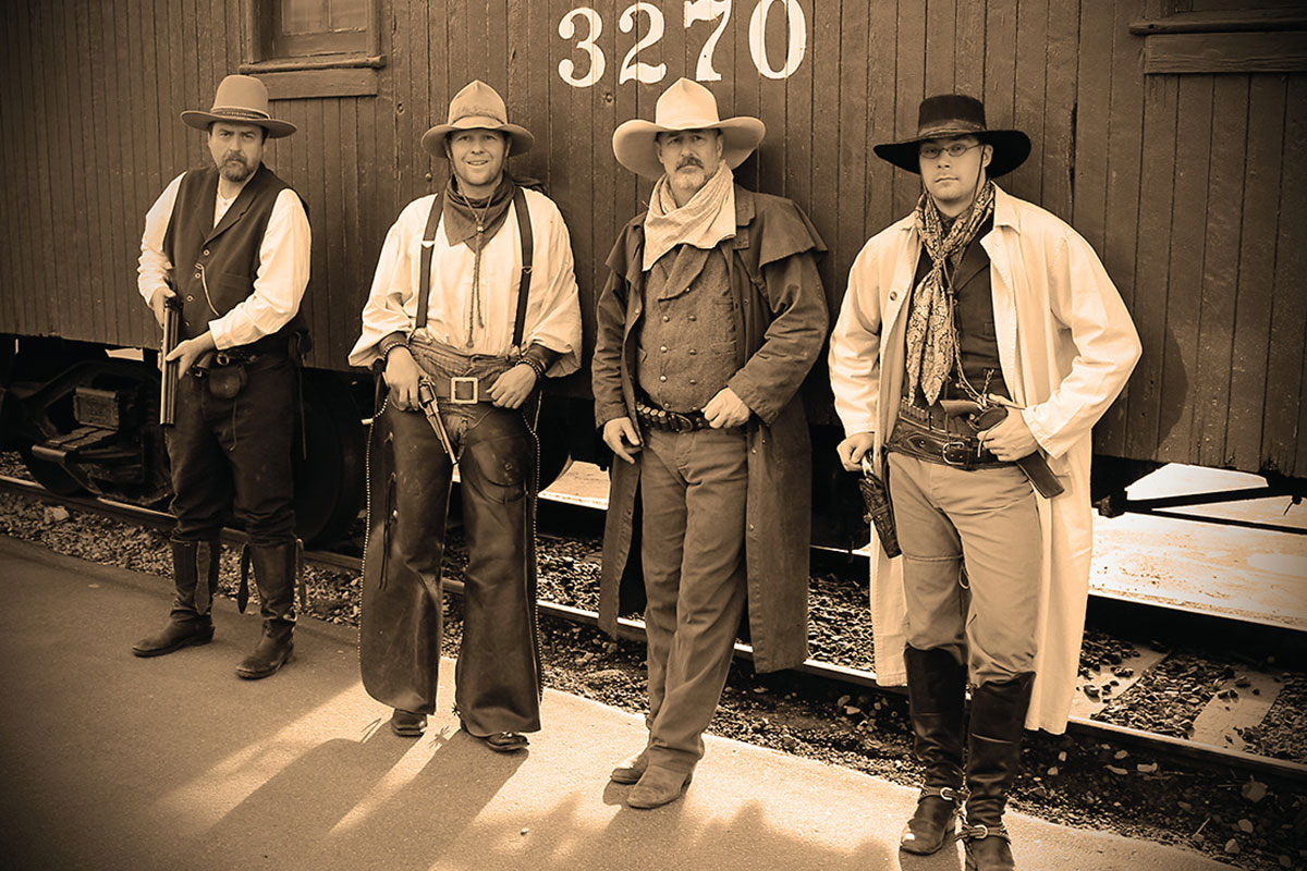 heber valley railroad reenactors true west magazine
