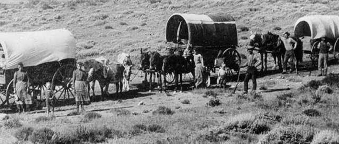 wagon train true west magazine