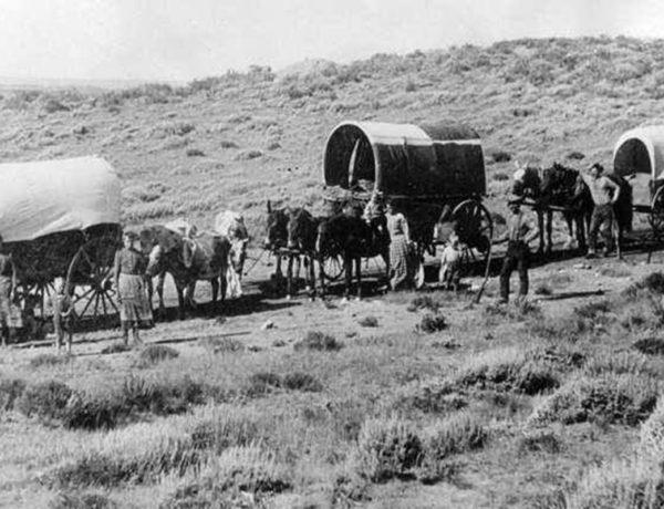 wagon train true west magazine