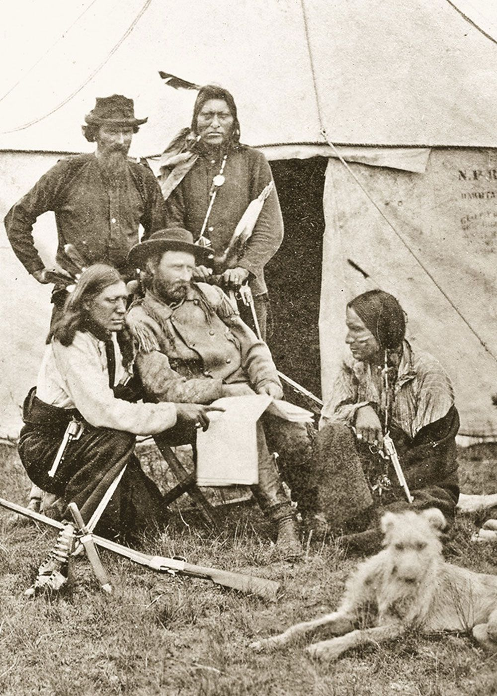 george armstrong custer little big horn true west magazine