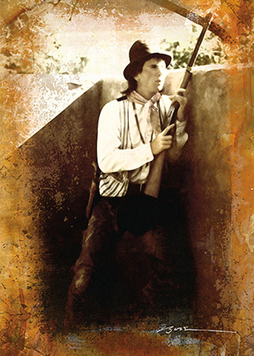 billy the kid regulators true west magazine