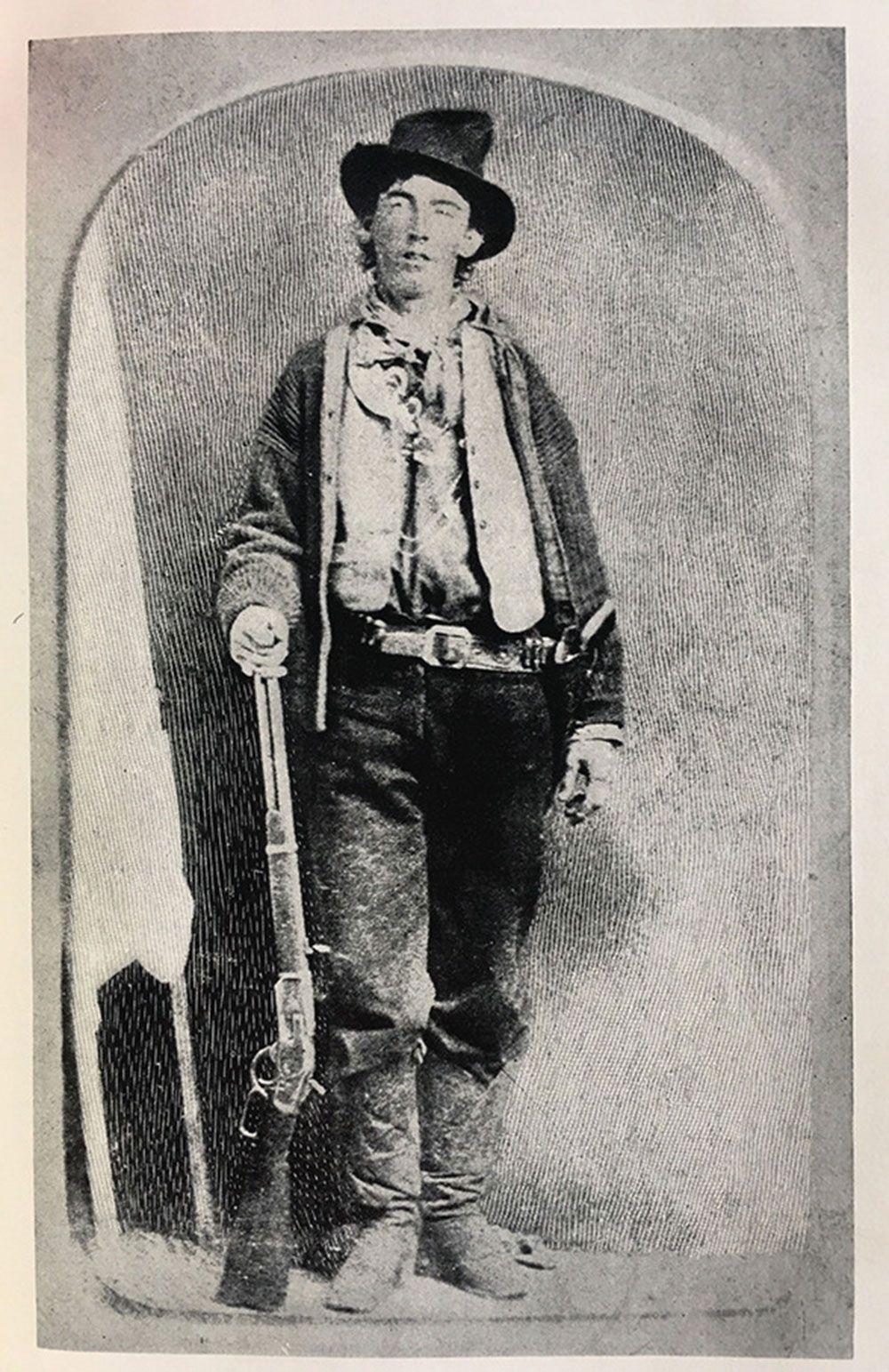 billy the kid tintype true west magazine
