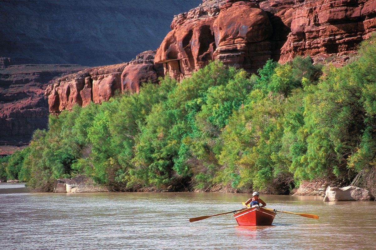 canyonlands national park utah kayaking true west magazine