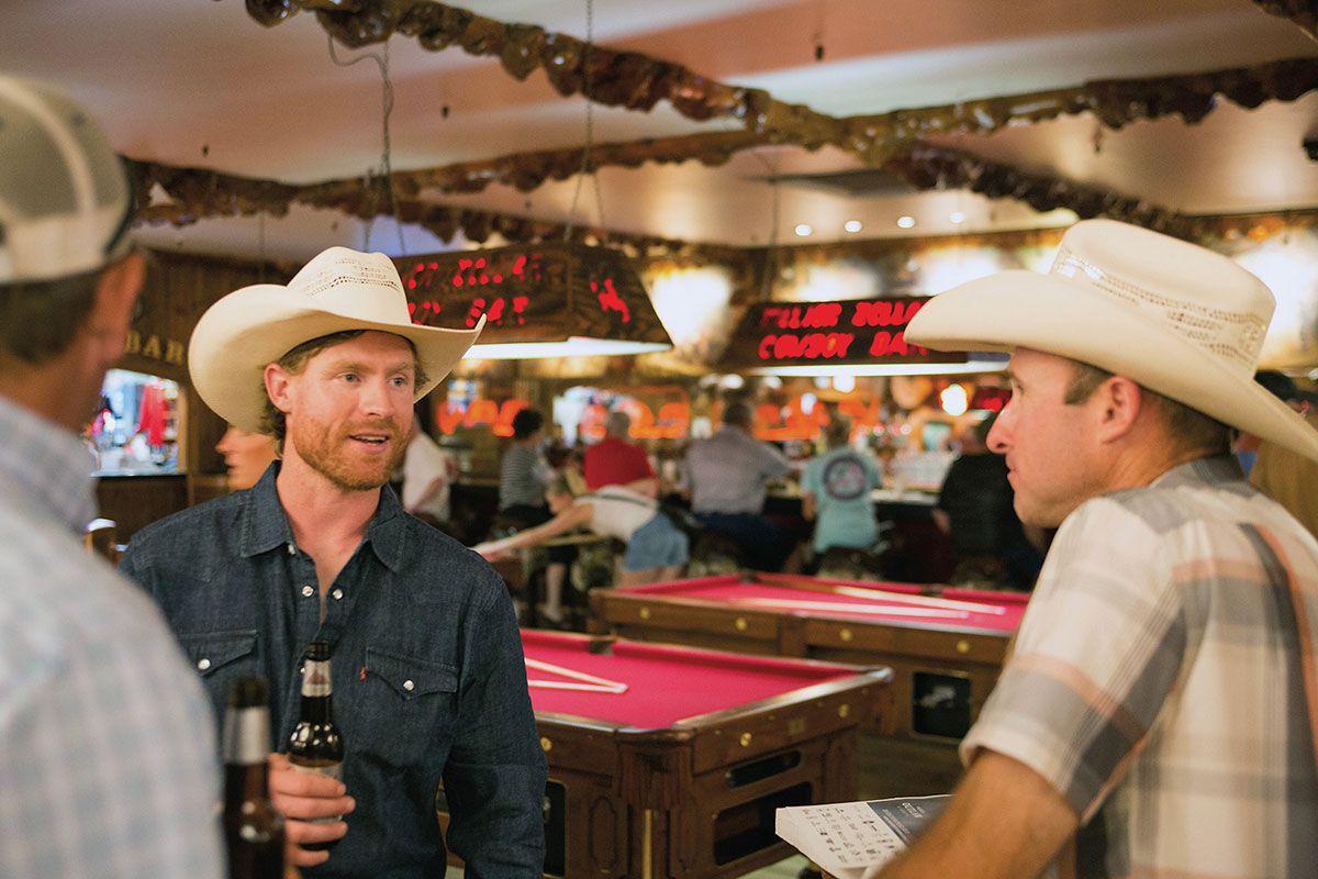 million dollar cowboy bar jackson hole wyoming true west magazine