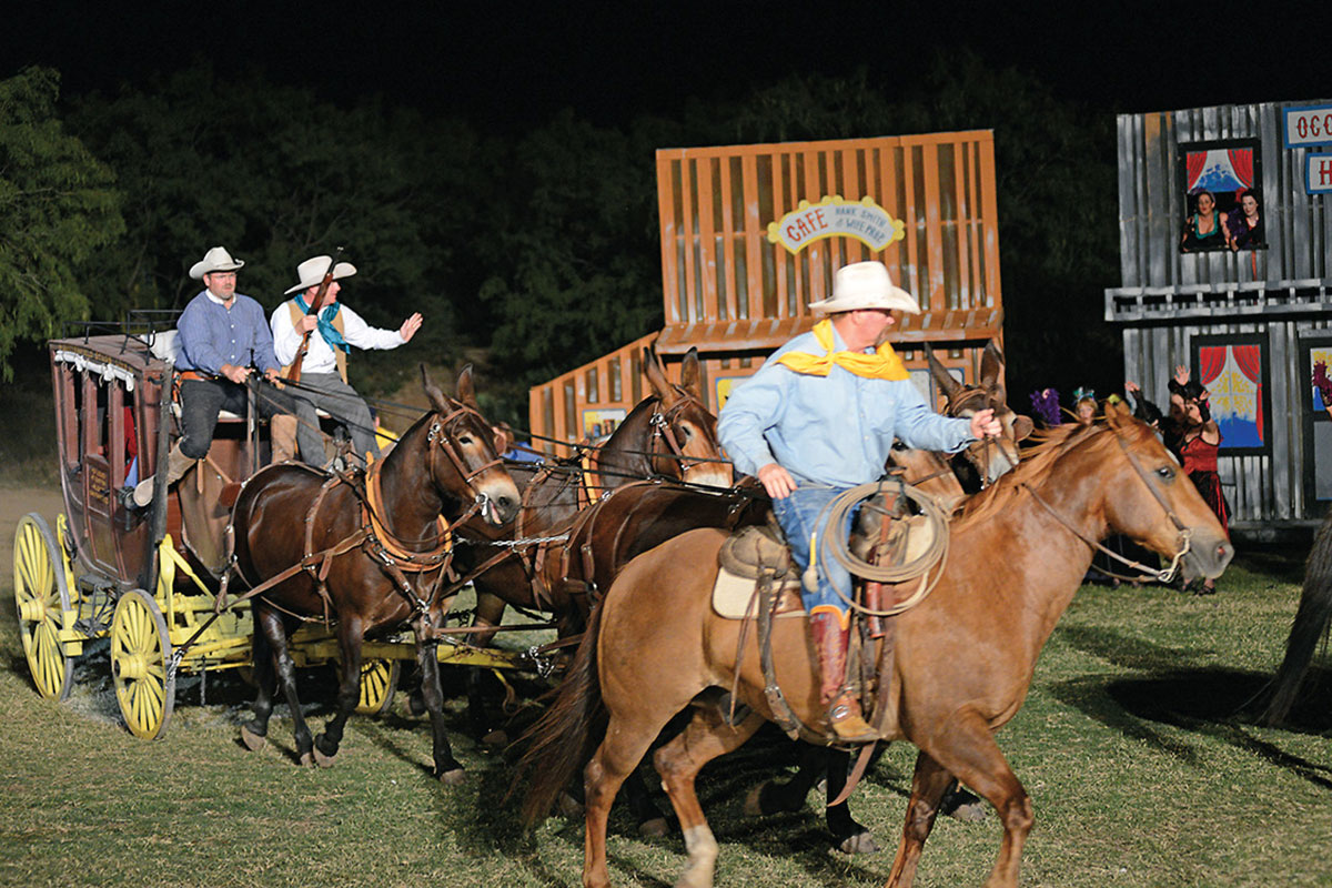 fort griffin fandangle albany texas true west magazine